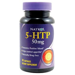 5-HTP (5HTP) 50mg 60 caps from Natrol