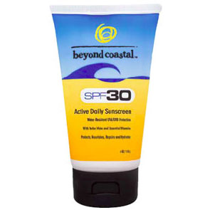 Active Daily Sunscreen SPF 30, 4 oz, Beyond Coastal - CLICK HERE TO LEARN MORE