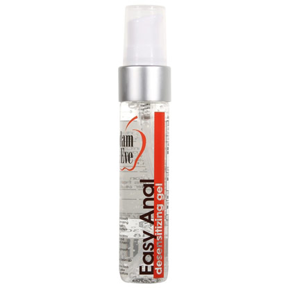 Adam & Eve Easy Anal Desensitizing Gel, 1 oz, Evolved Novelties