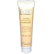 ADE Cream, Vitamin A, D & E Cream, 2 oz tube, Carlson
