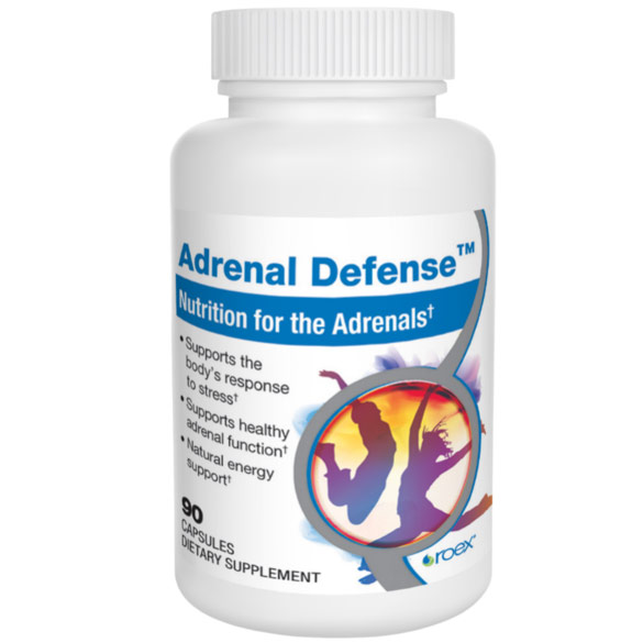 Adrenal Defense, Nourishes & Revitalizes, 90 Capsules, Roex