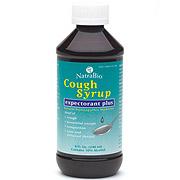 Adult Cough Syrup 8 fl oz, NatraBio (Natra-Bio)