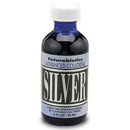 Advanced Colloidal Silver 2 fl oz, Futurebiotics