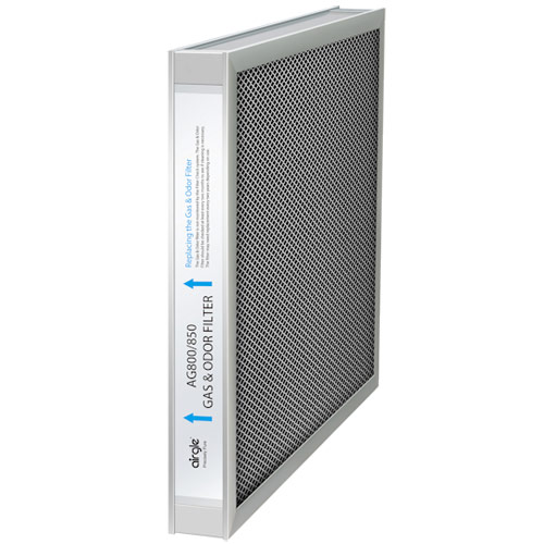 Airgle AG800/AG850 Gas & Odor Filter, Activated Carbon Filter