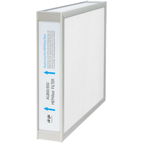 Airgle AG800/AG850 HEPAfast Filter