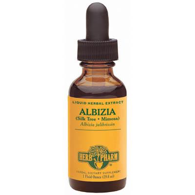 Albizia Extract Liquid, 4 oz, Herb Pharm