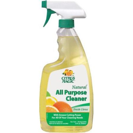All Purpose Cleaner Trigger Sprayer, Fresh Citrus, 22 oz, Citrus Magic