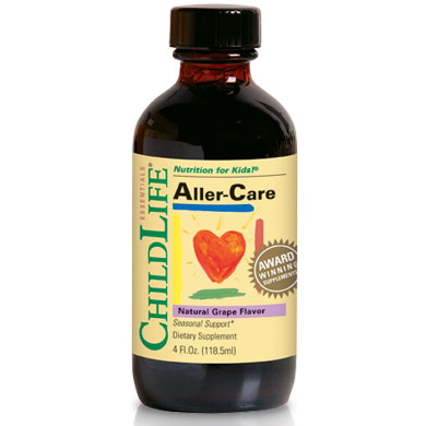 ChildLife Aller-Care Liquid, Seasonal Support For Children (Aller Care), 4 oz