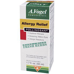 Allergy Relief Liquid, Pollinosan 1.7 oz from Bioforce USA