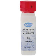 Image of Allium Cepa 6X 250 tabs from Hylands (Hyland's)