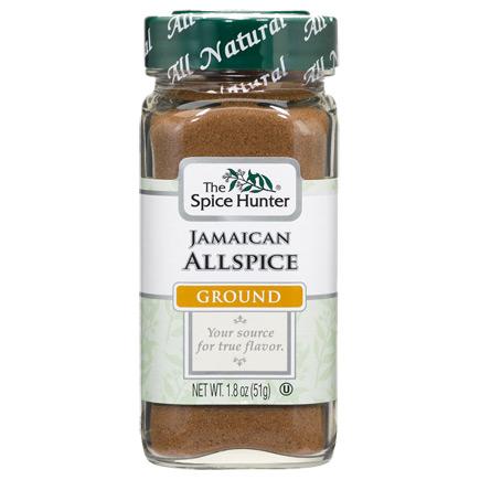 Allspice, Jamaican, Ground, 1.8 oz x 6 Bottles, Spice Hunter