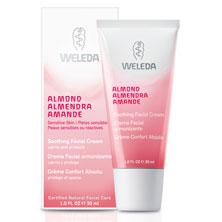 Weleda Almond Soothing Facial Cream, Fragrance Free, 1 oz