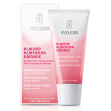 Weleda Almond Soothing Facial Lotion, Fragrance Free, 1 oz