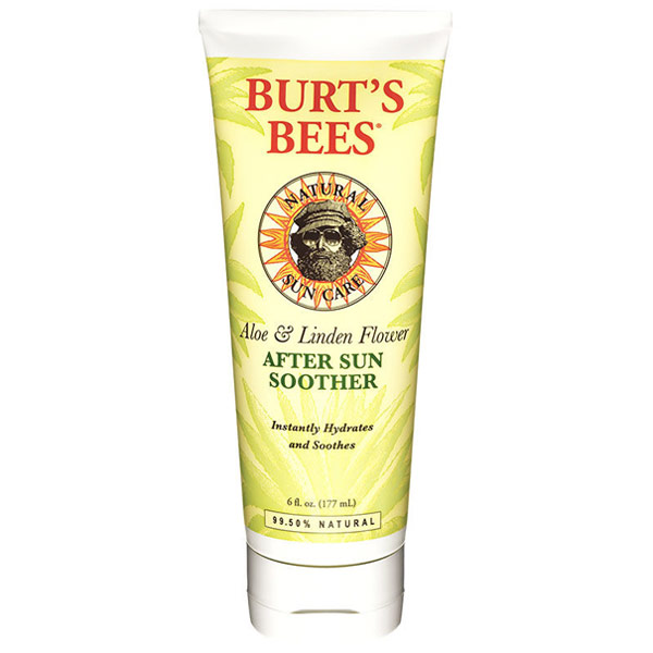 Aloe & Linden Flower After Sun Soother, 6 oz, Burts Bees