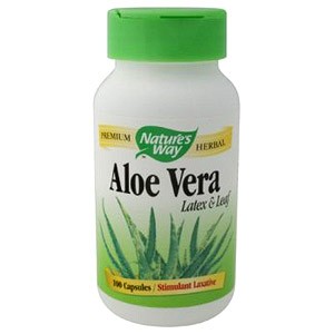 Aloe Vera Leaves 100 caps from Natures Way