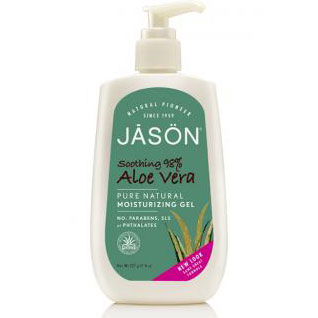 Aloe Vera Super Gel 98% 8 oz, Jason Natural