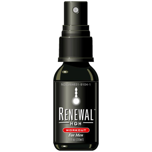 Always Renewal HGH Workout for Men, 1 oz, Always Young