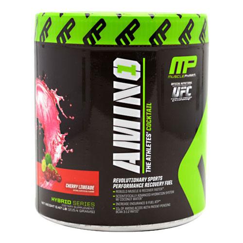 Amino 1 Powder (Amino One Cocktail), 0.47 lb, Muscle Pharm