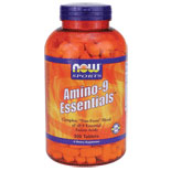 Amino-9 Essentials Tab, 300 Tablets, NOW Foods