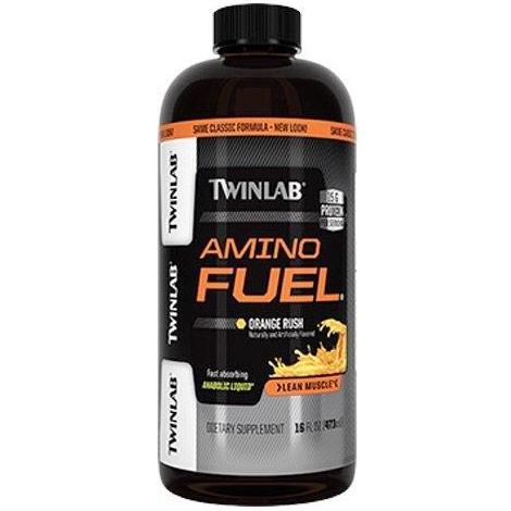 TwinLab Amino Fuel Liquid Concentrate, 16 oz