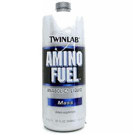 TwinLab Amino Fuel Liquid Concentrate, 32 oz
