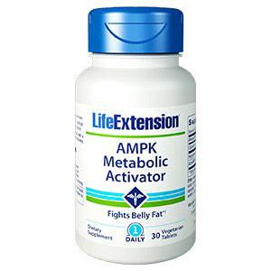 AMPK Activator, 90 Vegetarian Capsules, Life Extension