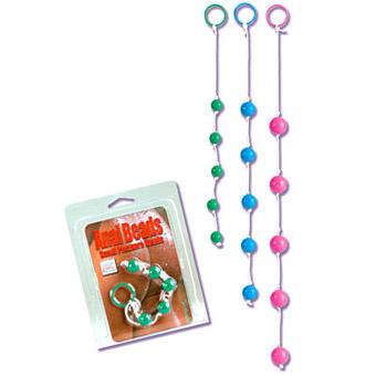 Anal Beads Medium, California Exotic Novelties