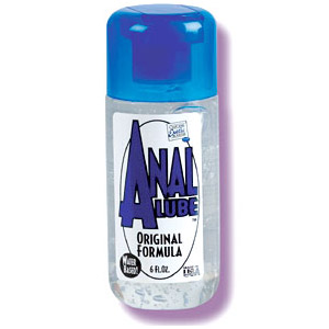 Anal Lube Original, 6 oz, California Exotic Novelties
