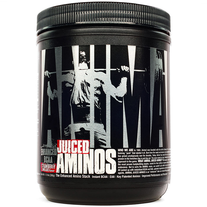 Animal Juiced Aminos, Enhanced BCAA, 30 Servings, Universal Nutrition