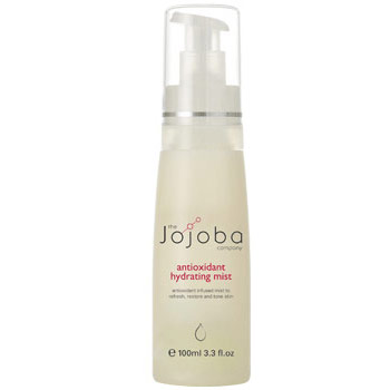 Antioxidant Hydrating Mist, 3.4 oz, The Jojoba Company