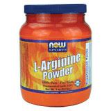 L-Arginine Pure Powder, 2.2 lb, NOW Foods