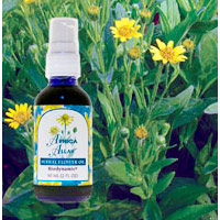 Arnica Allay, Herbal Flower Oil, 4 oz, Flower Essence Services