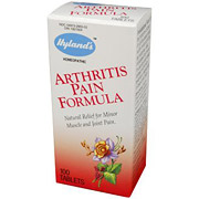 Arthritis Pain Formula 100 tabs from Hylands (Hylands)