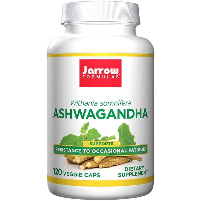 Ashwagandha Sensoril; 225 mg 120 veggie caps; Jarrow Formulas