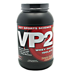 AST VP2 Whey Protein Isolate, 2 lb, AST Sports Science