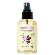Baby Oil, Lavender, 4 oz, Little Twig