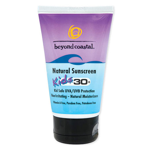 Baby Sunscreen Mineral Based SPF30, 2.5 oz, Beyond Coastal - CLICK HERE TO LEARN MORE
