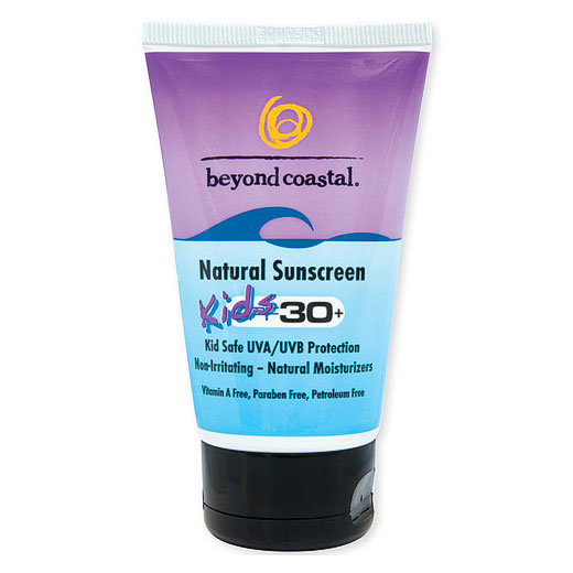 Baby Sunscreen Mineral Based SPF 30, 4 oz, Beyond Coastal - CLICK HERE TO LEARN MORE