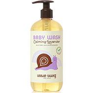 Baby Wash, Calming Lavender, 17 oz, Little Twig