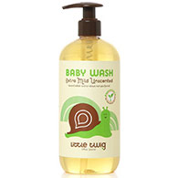 Baby Wash, Extra Mild Unscented, 8.5 oz, Little Twig - CLICK HERE TO LEARN MORE