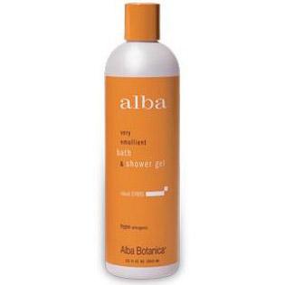 Bath and Shower Gel Island Citrus 12 fl oz from Alba Botanica