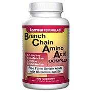 BCAA Complex ( Branch Chain Amino Acid ) 120 caps, Jarrow Formulas