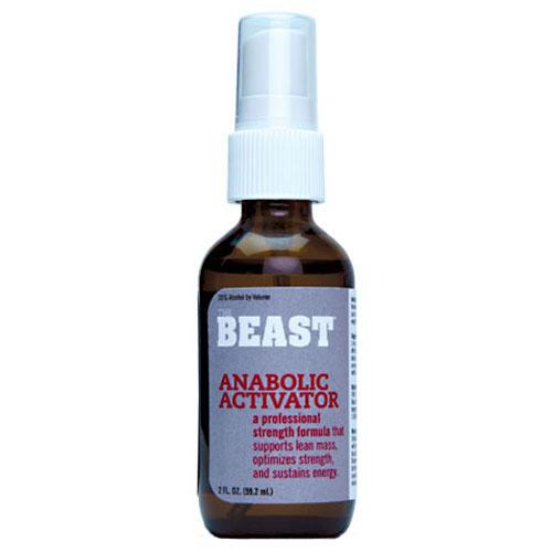 Разное Beast Sports Nutrition Anabolic Activator, 12- 2 fl oz Bottles Разно