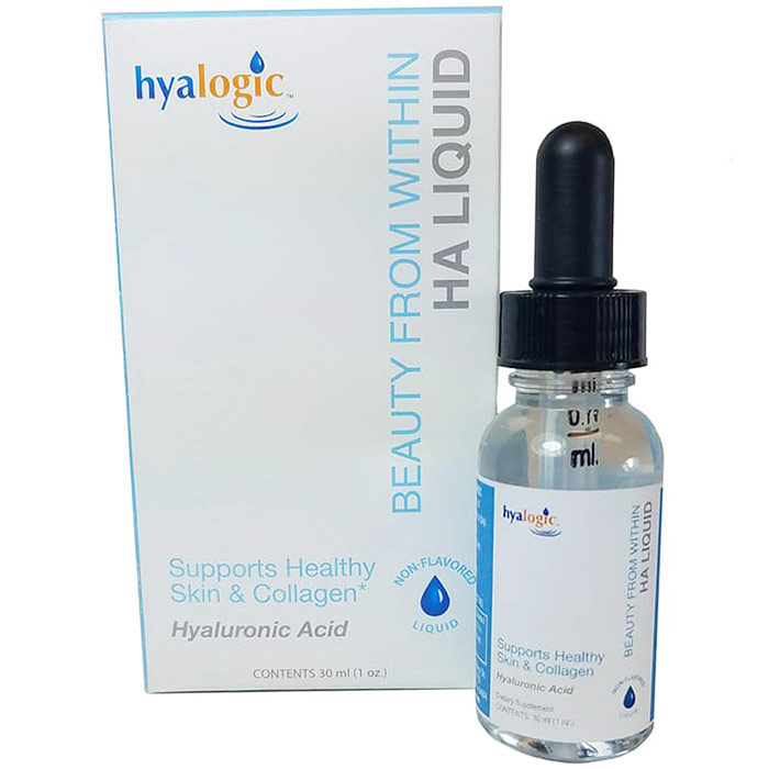 Beauty From Within HA Liquid, 1 oz, Hyalogic
