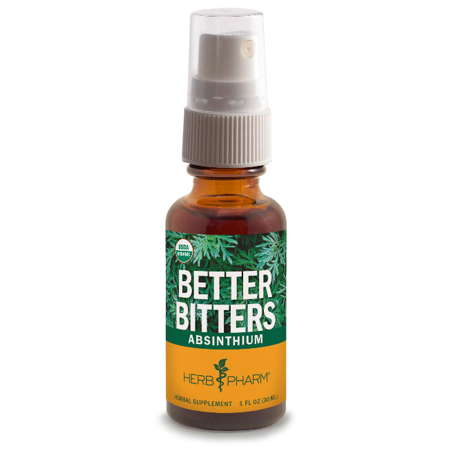 Better Bitters - Absinthium, 1 oz, Herb Pharm