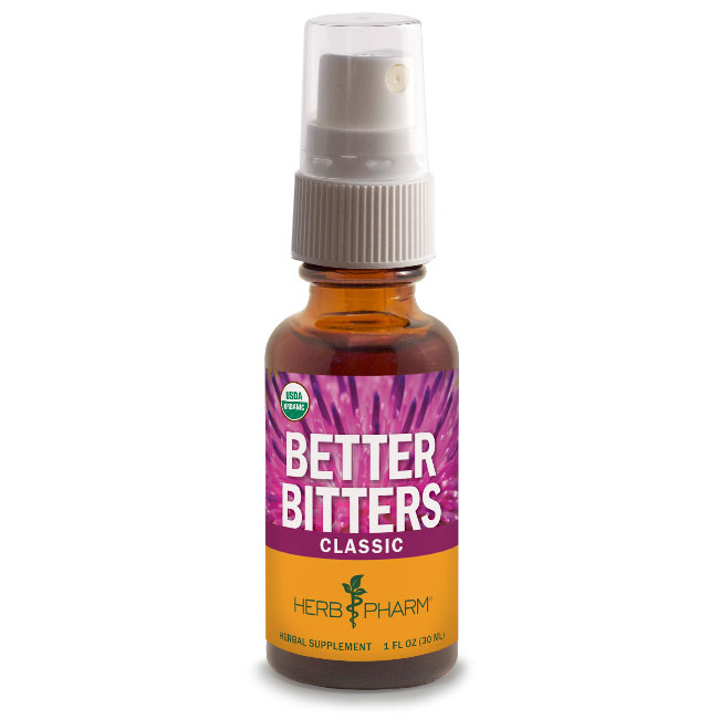Better Bitters - Classic, 1 oz, Herb Pharm