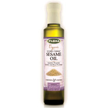 Organic Hydro-Therm Sesame Oil, 8.5 oz, Flora Health