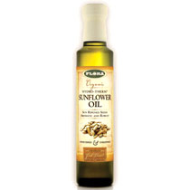 Organic Hydro-Therm Sunflower Oil, 17 oz, Flora Health