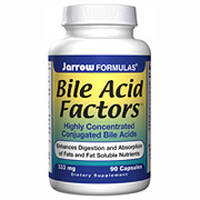 Bile Acid Factors, 90 caps, Jarrow Formulas