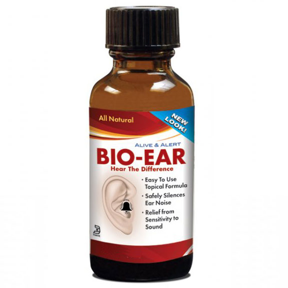 Bio-Ear Topical Formula, 0.5 oz, Natures Answer
